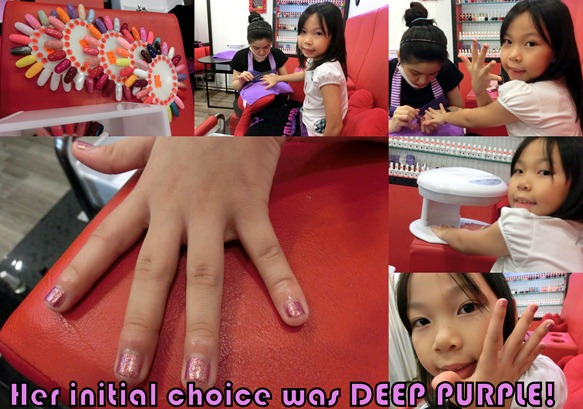 MCMD Manicure for kids