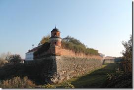 бастіон замку в Дубно