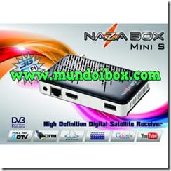 NAZABOX MINI S
