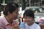 国伟老婆和女儿