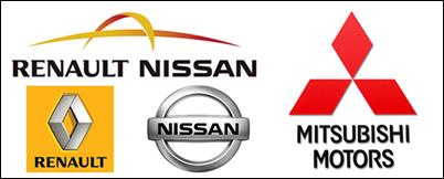Aliança Renault-Nissan e Mitsubishi anunciam parceria para desenvolver novos produtos