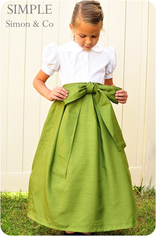 fall starboard skirt tutorial by simple simon and co
