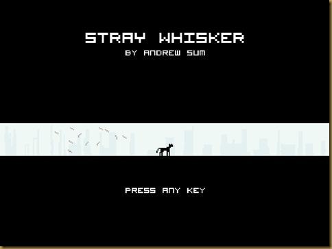 Stray Whisker