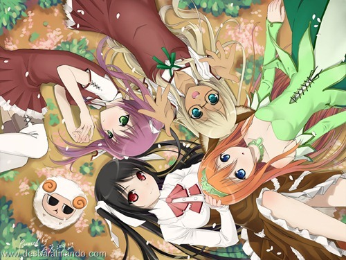 mayo chiki  anime wallpapers papeis de parede download desbaratinando (5)
