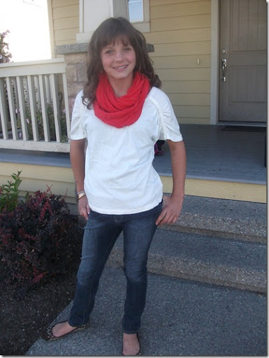 Cute 7th Grade Outfits Emma started 7th grade today.