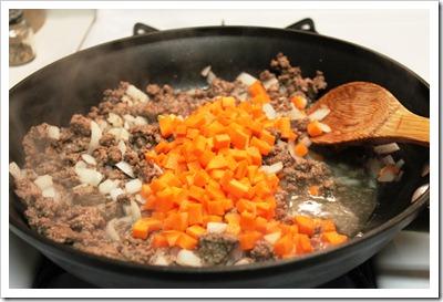 Picadillo recipe chiles rellenos