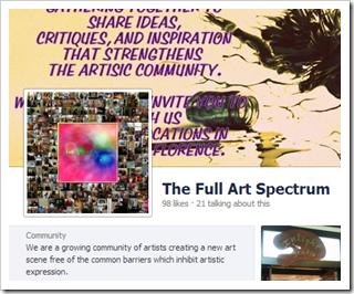 full art spectrum