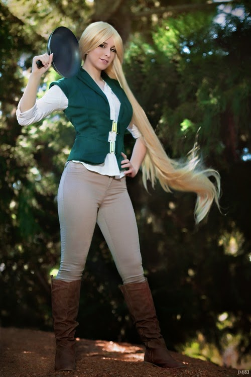 Tangled Costume Swap Cosplay Inspired by the Art of Godoh by Foxxi Loxxi Cosplay - Photographed by JMJ83