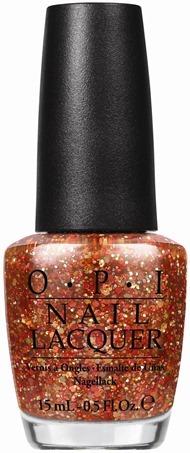 OPI Orange You Fantastic! (inspired by Fanta Orange)