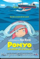 Ponyo-Uma Amizade que Veio do Mar-Download