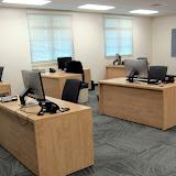 Seargent's Desks  two per shift