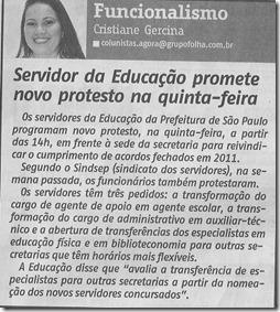 Jornal_agora - ato CEUs
