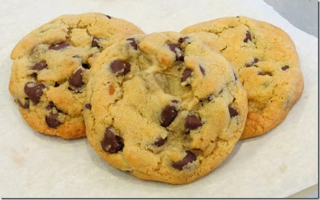 Rachel's Chocolate Chip Cookies March SRC