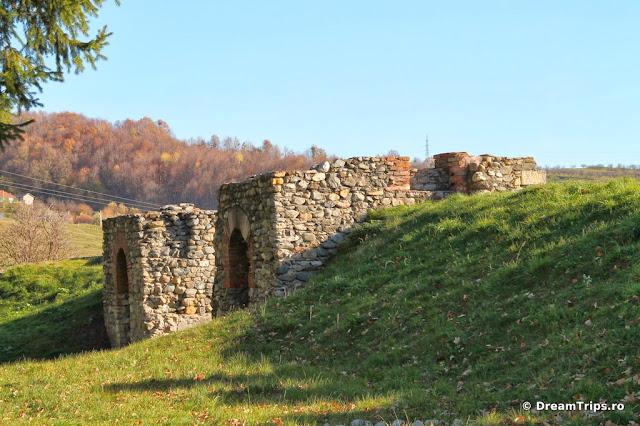 Castrul roman Jidova
