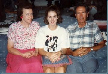 Joanna & gparents