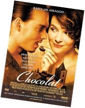 banner locandina chocolat