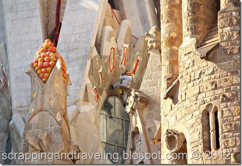Barcelona Sagrada Familia 17