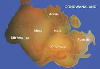 Antartida-gondwana