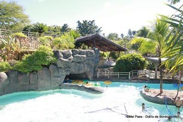 Atrações do Hot Park