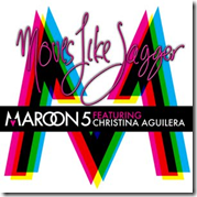 Maroon 5 feat. Christina Aguilera - Moves Like Jagger (Single Cover Art)