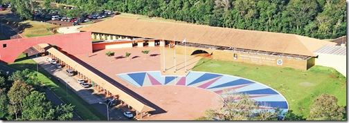 cataratas centro de visitantes parque nacional iguaçu