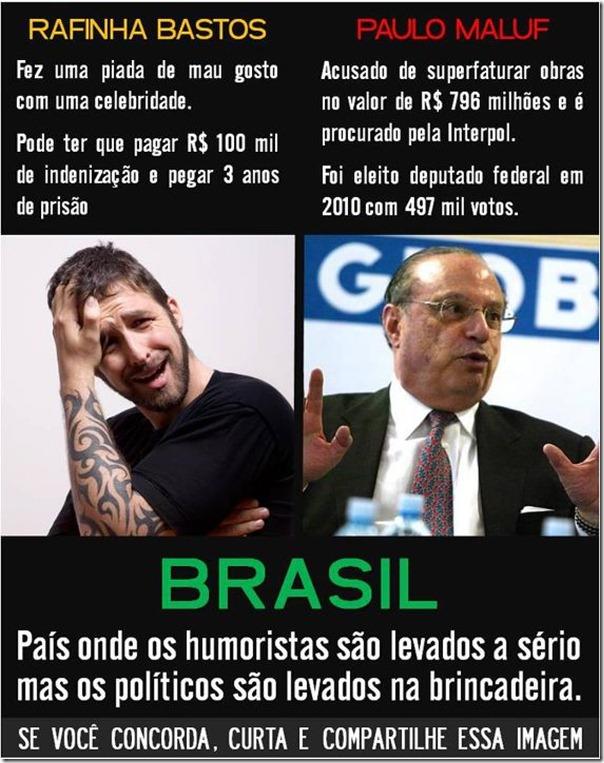 O nosso Brasil é um pais maravilhoso