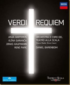 Barenboim Verdi Requiem Decca