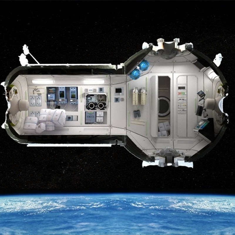 Russia to Open Space Hotel by 2016