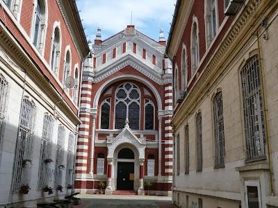 Obiective turistice Brasov: Sinagoga evreiasca