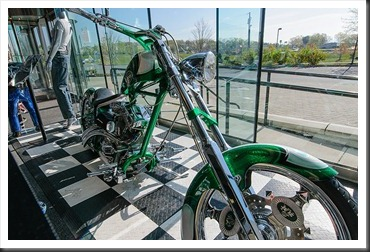 Orange County Choppers Jets Bike
