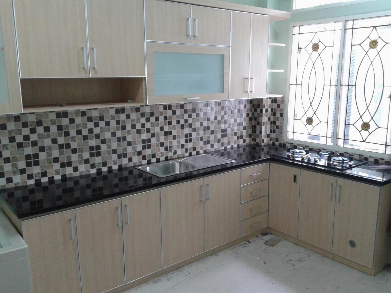 Suplier dan jasa pasang poles marmer dan granit top for Harga granit kitchen set per meter