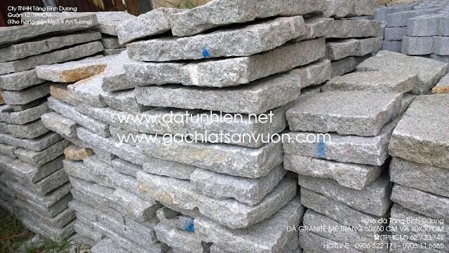 Đá granite lát sân