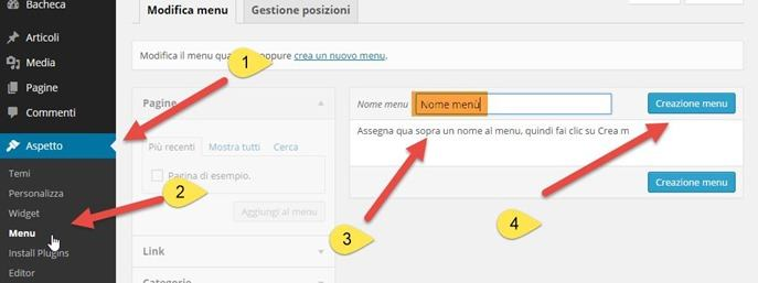 creare-menu-wordpress