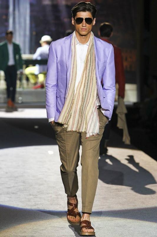 Milan Fashion Week Primavera 2012 - Dsquared² (13)