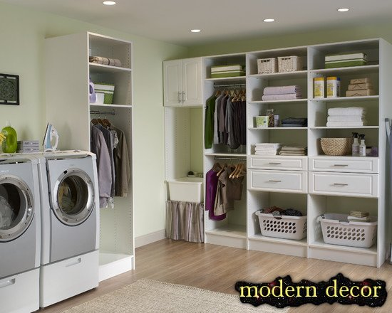 unique Laundry Room furniture 2013