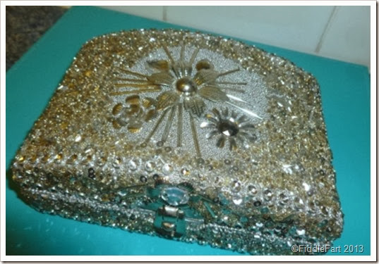 Embellished Box.
