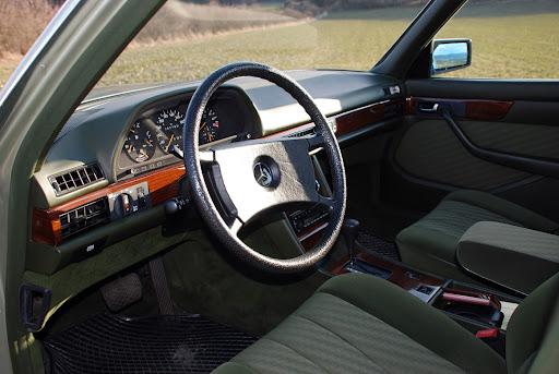 Mercedes W126, 280SE, 1.