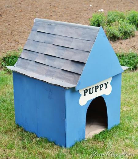 dog house copy