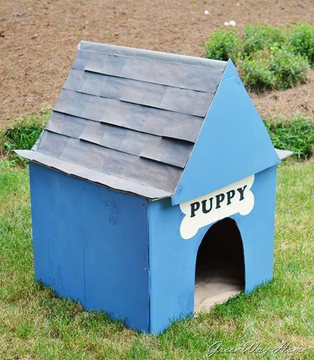 dog house copy