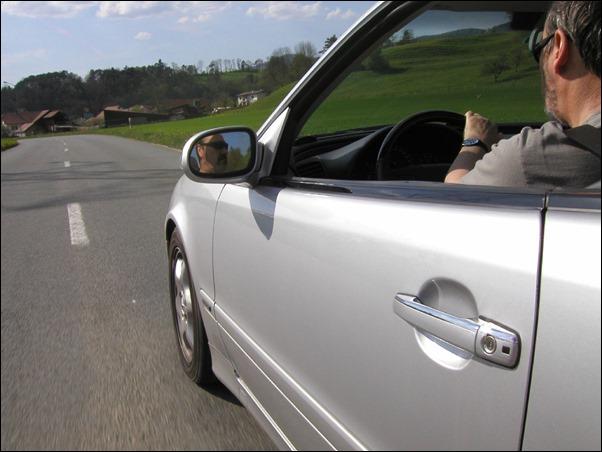 قيادة السيارة في اوروبا