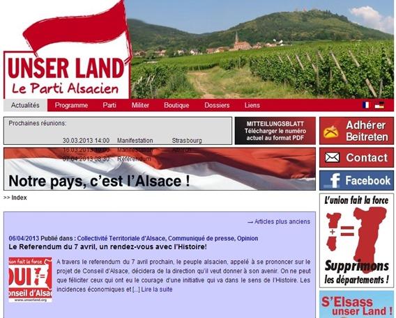 Parti Alsacien