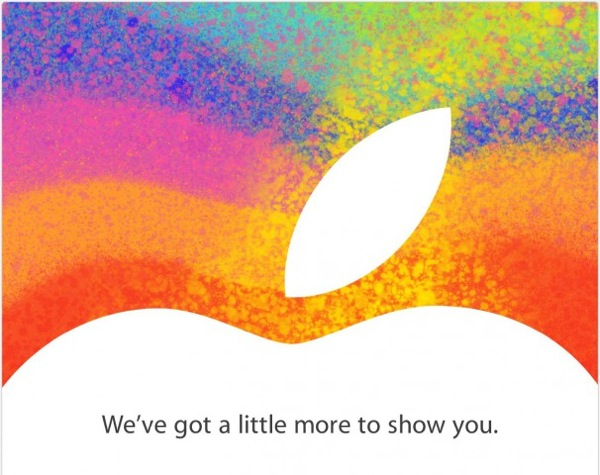 Apple iPad event 606x480
