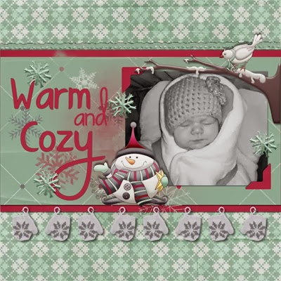 MMTS & TSK - Winter Cozy - Warm & Cozy