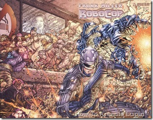 P00005 - Frank Miller's Robocop #5