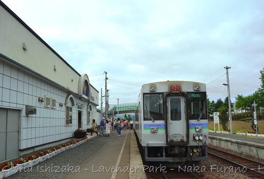 Glória Ishizaka - Naka Furano - Hokkaido 6