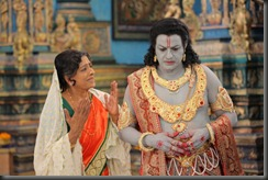 Sri Rama Rajyam Movie New Stills