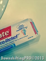 Colgate Sensitive Pro-Relief_DownshiftingPRO_Product Review_8
