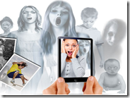 Mettere un fantasma nelle foto scattate con iPhone, iPod touch e iPad – Snap Ghost