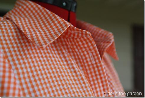 collar orange