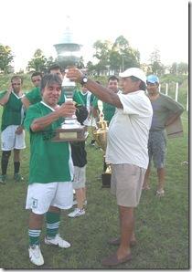 Copa campeón del Clausura